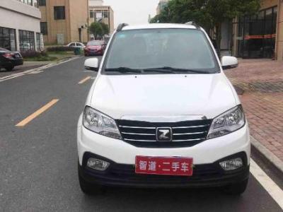 众泰 T200  1.5L CVT精英型