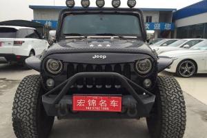 二手Jeep(进口)牧马人3.6 两门 Rubicon