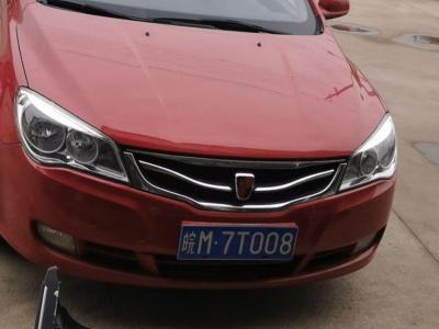 荣威 350  2010款 350C 1.5L 手动迅智版