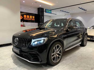 奔馳 奔馳GLC AMG  2018款 AMG GLC 63 4MATIC+