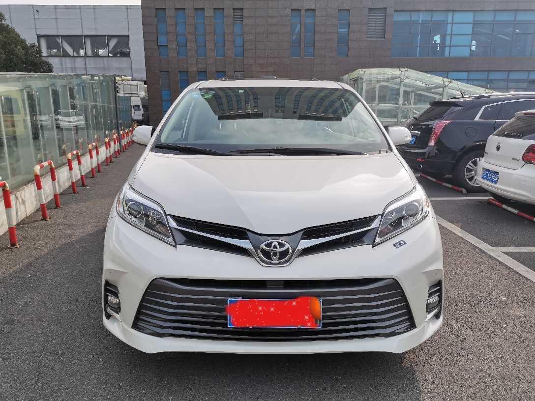 2015年6月_出售二手车丰田 塞纳  2015款 3.5L 两驱L哪里有卖_价格多少57.8万