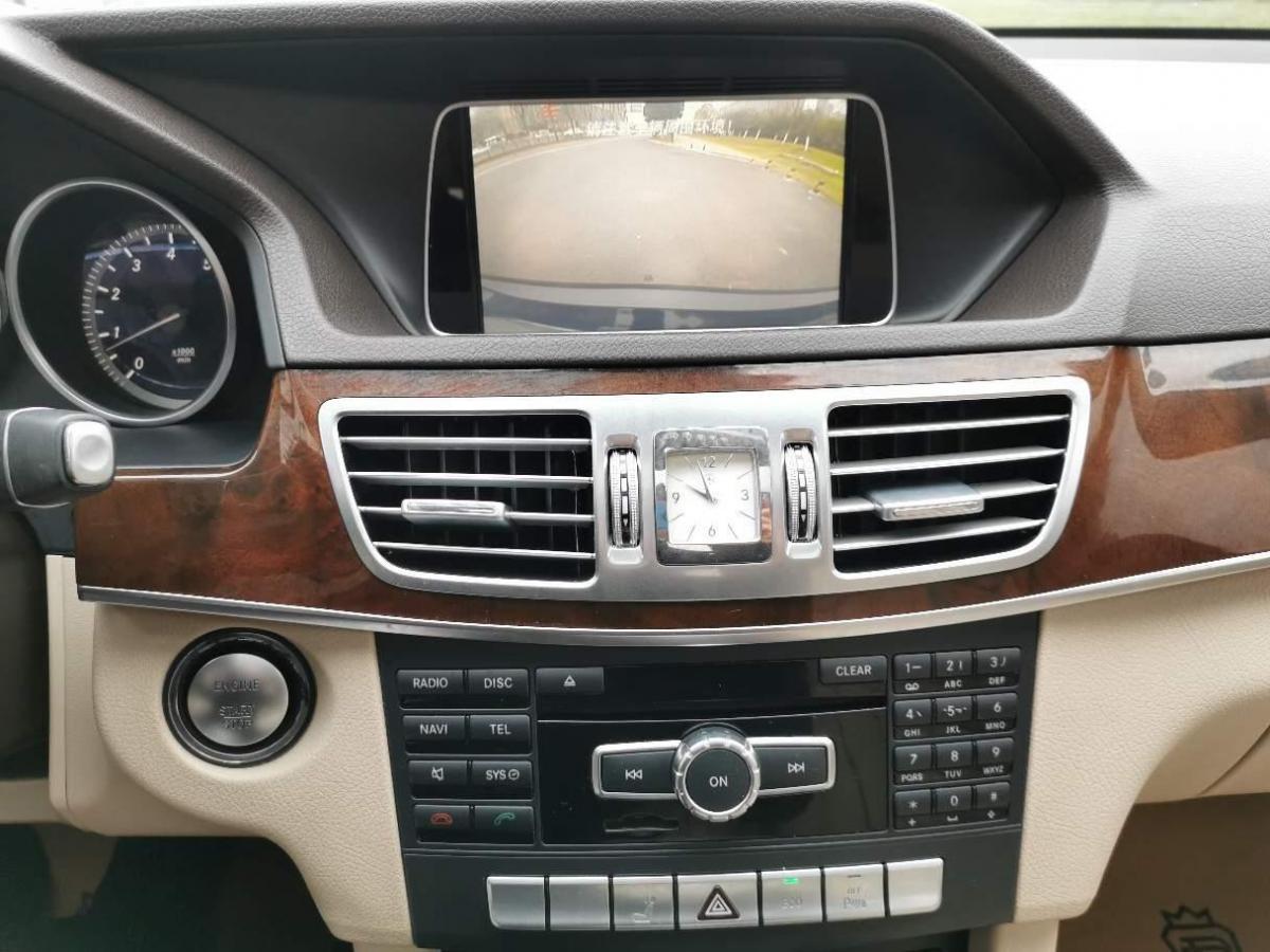 奔驰 奔驰E级  2019款 E 200 L图片