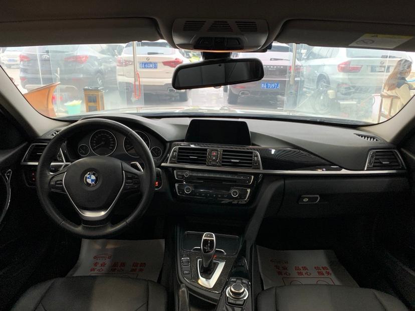 宝马 宝马3系  2017款 320Li M运动型图片