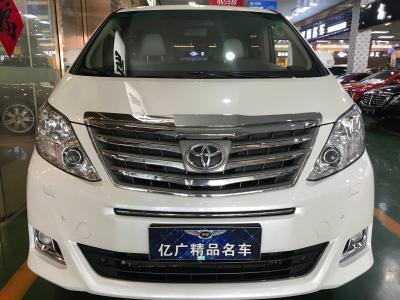 2015年3月 豐田 埃爾法(進口) 3.5L 豪華版圖片
