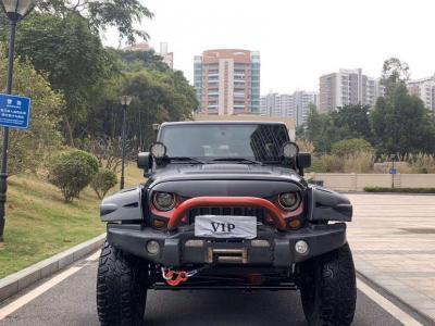 2015年6月 Jeep 牧马人(进口) 3.6L Rubicon 四门版图片
