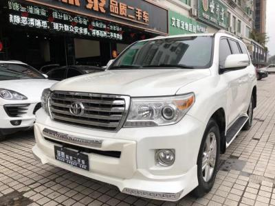 丰田 兰德酷路泽  2016款 4.0L 自动GX-R