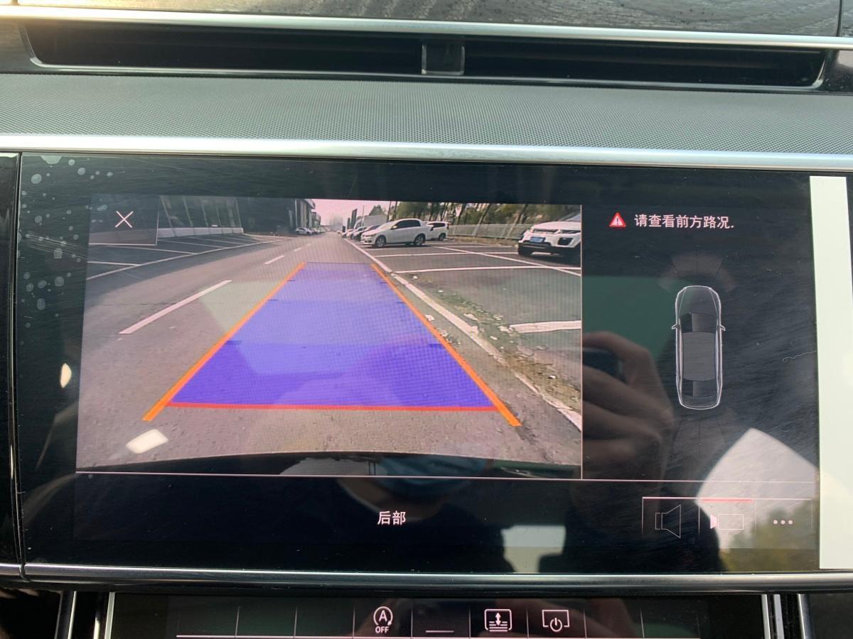 奥迪 奥迪A8  2018款 A8L 55 TFSI quattro投放版精英型图片