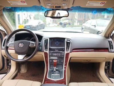 凱迪拉克 SLS賽威  2012款 2.0T 舒適型圖片