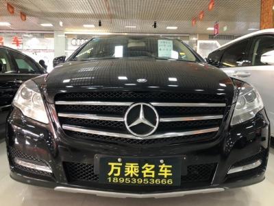2011年3月 奔馳 奔馳R級(進口) R 300 L 豪華型圖片