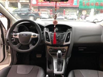 福特 福克斯 两厢1.6L DCT风尚型图片