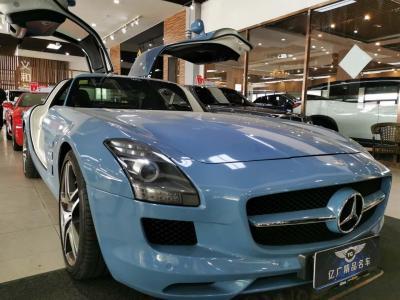 2012年8月 奔驰 奔驰SLS级AMG  SLS AMG图片