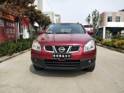 日產 逍客  2011款 2.0XL 火 6MT 2WD