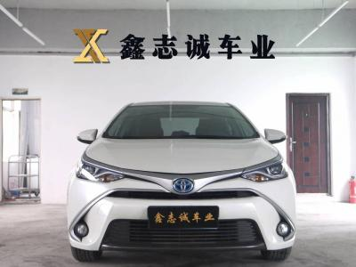 丰田 雷凌  2017款 改款双擎 1.8H GS CVT精英版 国V图片