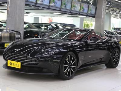 阿斯顿·马丁 阿斯顿?马丁DB11  2019款 4.0T V8 Volante