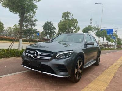 奔馳 奔馳GLC  2020款 GLC 260 L 4MATIC 豪華型