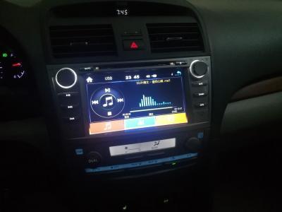 丰田 凯美瑞  2011款 200G 豪华周年纪念版