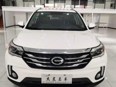 广汽传祺 GS4  2017款 200T G-DCT两驱精英版