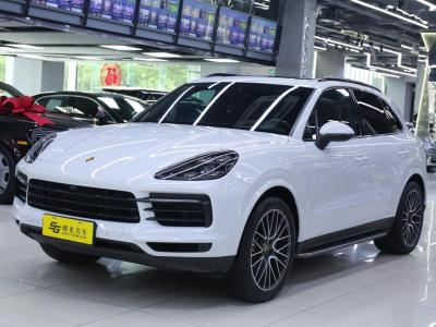 2019年3月 保时捷 Cayenne  Cayenne S 2.9T图片