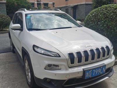 2016年8月 Jeep 自由光 2.4L 专业智能版图片
