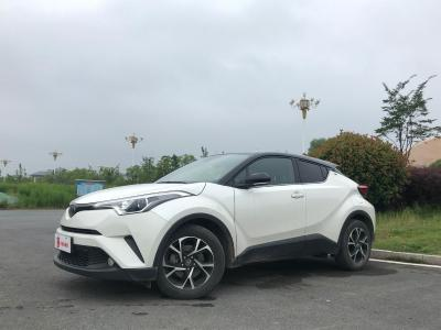 丰田 C-HR  2018款 2.0L 领先版 国V