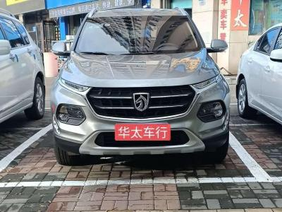 2019年1月 宝骏 510 1.5L 自动乐享型图片