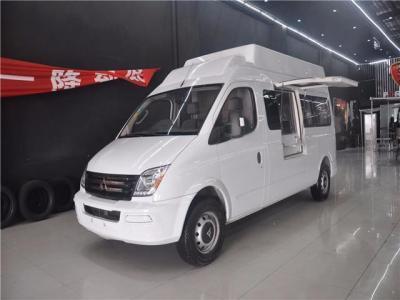 2014年7月  2014款上汽大通2.5MT 广告宣传房车 图片