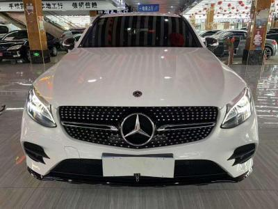 奔馳 奔馳GLC  2017款 GLC 200 4MATIC 轎跑SUV