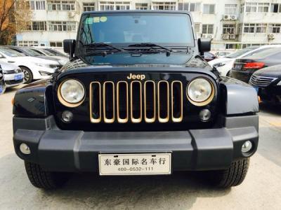 Jeep牧马人&nbsp2014款 3.6 龙腾典藏版 3.6