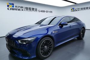 2020年1月 奔驰 奔驰AMG GT 奔驰2020款 AMG GT 50 四门跑车图片