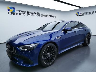 2020年1月 奔馳 奔馳AMG GT 奔馳2020款 AMG GT 50 四門跑車圖片