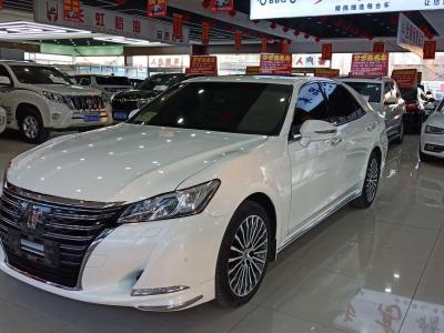丰田 皇冠  2018款 2.0T 运动版
