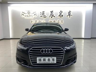 2017年9月 奥迪 奥迪A6L 30 FSI 舒适型图片