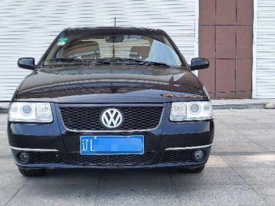 大众 桑塔纳志俊  2009款 1.8 手动舒适型