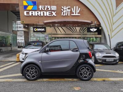 smart fortwo  2018款 0.9T 66千瓦硬顶先锋版图片