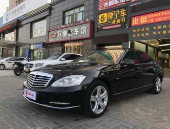 奔驰 奔驰S级(进口) S 300 L 尊贵型 Grand Edition图片
