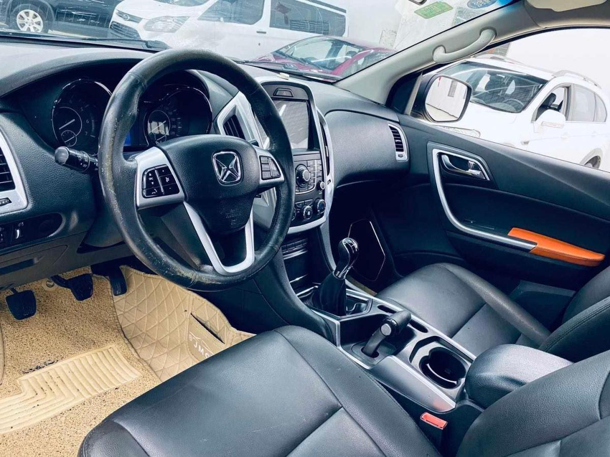 驭胜 S350  2013款 2.0T 手动两驱汽油豪华版5座图片