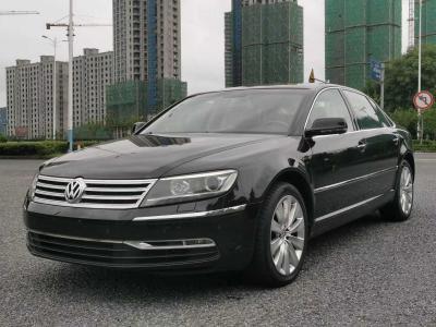 2012年6月 大众 辉腾(进口) 3.6L V6 4座加长Individual版图片