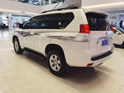 2013年8月 丰田 普拉多(进口) 2.7L 自动标准版图片