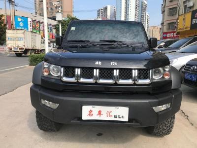 北京 BJ40  2016款 40L 2.3T 自動四驅尊享版