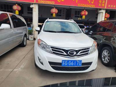 2013年6月 广汽传祺 GS5 1.8T 自动两驱豪华版图片