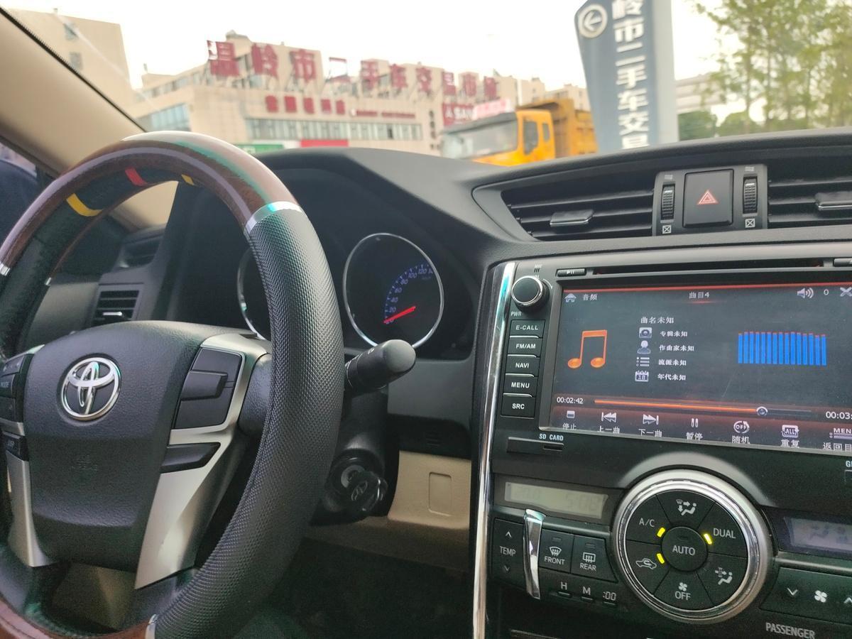 豐田 銳志  2013款 2.5V 尚銳導航版圖片