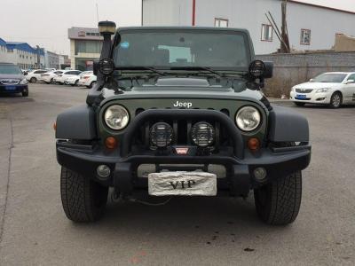 2009年6月 Jeep 牧马人(进口) 3.8L Sahara 两门版图片