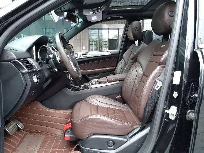 奔驰 奔驰M级AMG  2014款 AMG ML 63图片