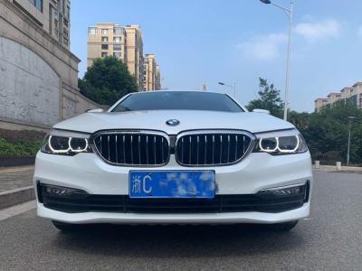 2017年7月 宝马 宝马5系  528Li 上市特别版图片