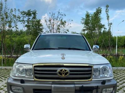 丰田 兰德酷路泽  2005款 4.5L 自动GX-R