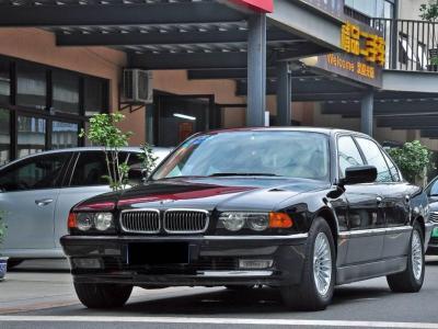 2001年9月 宝马 宝马7系(进口) 745i图片