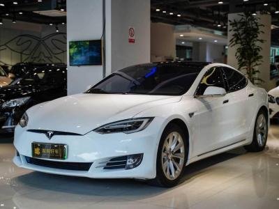 2016年8月 特斯拉 Model S Model S 75图片