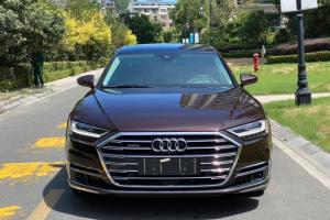 2018年6月 奥迪 奥迪A8  A8L 55 TFSI quattro尊贵型图片