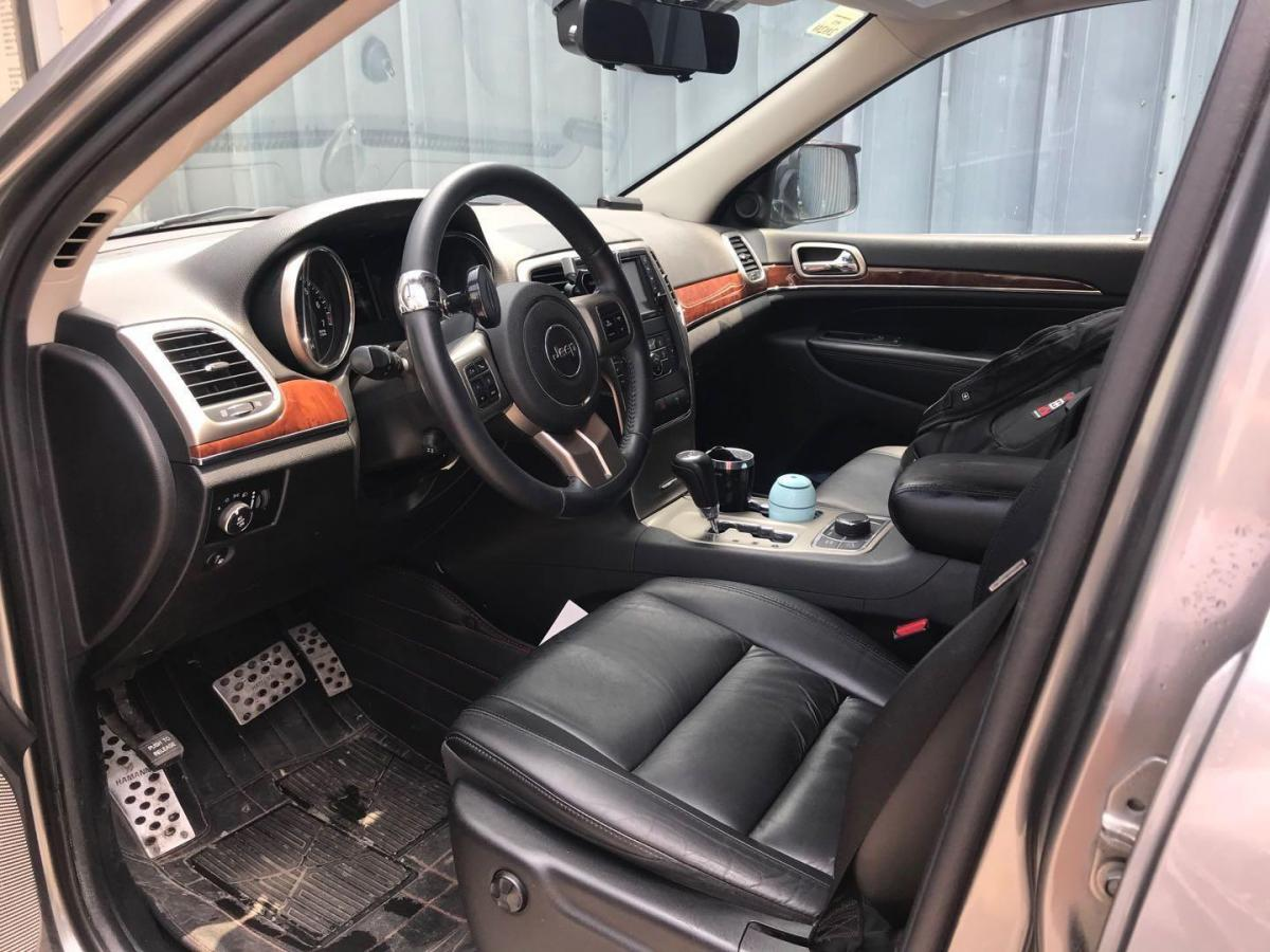 Jeep 大切诺基  2013款 3.6L 舒享导航版图片