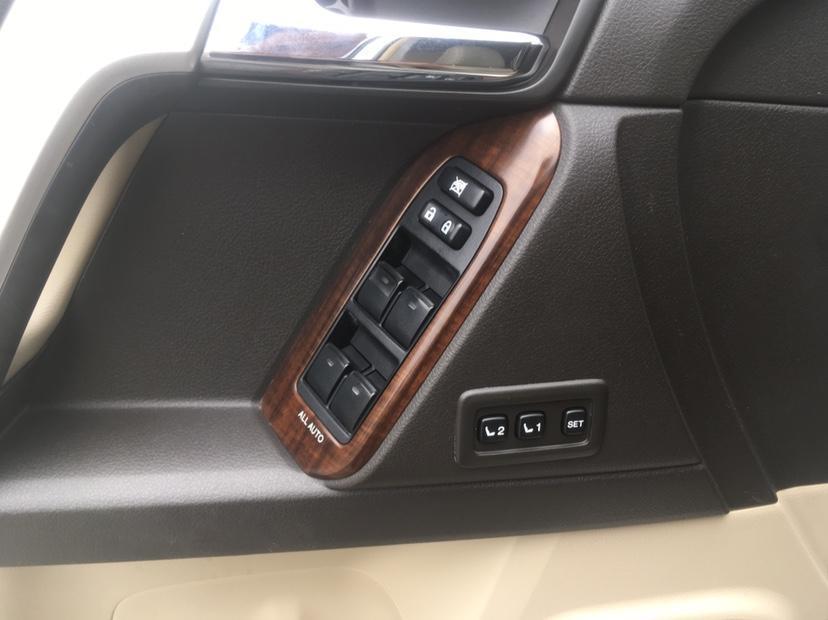 丰田 普拉多  2010款 4.0L 自动VX NAVI图片